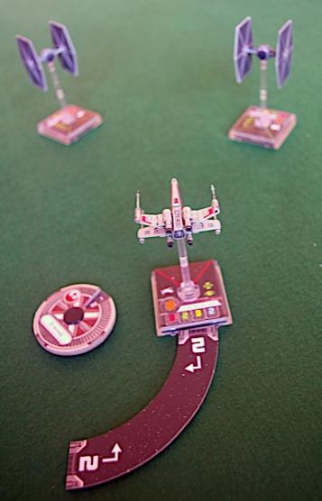 Star Wars: X-Wing 1 vs 2!