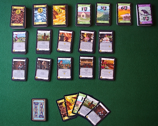 Dominion - In play