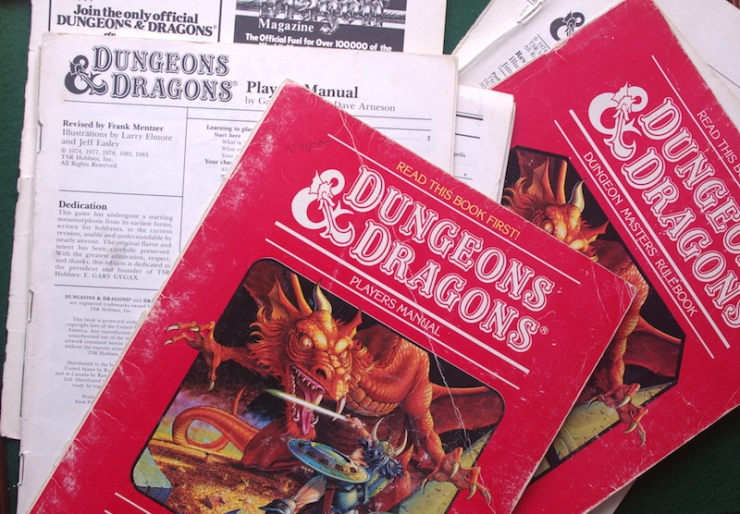 D&D Basic Set