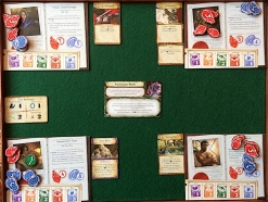 Eldritch Horror - Characters