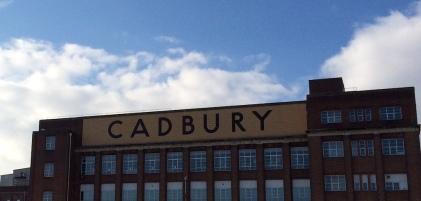 Ye old Cadbury Factory