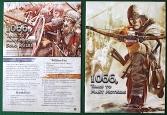 1066, Tears to Many Mothers - Rulebooks