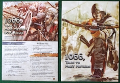 1066, Tears to Many Mothers - Rulebooks