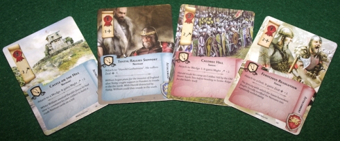 1066, Tears to Many Mothers - Cards