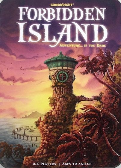 Forbidden Island - Tin