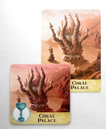Forbidden Island - Card art