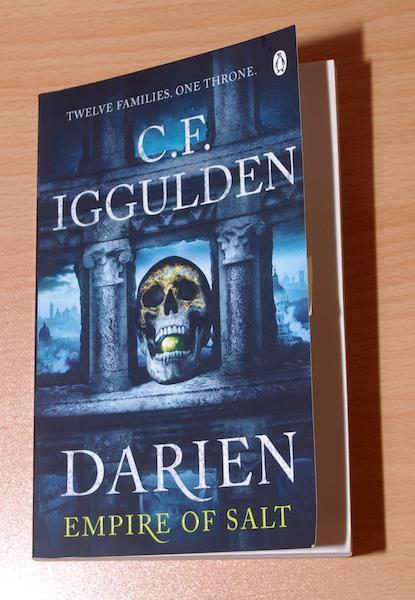 Darien - Conn Iggulden