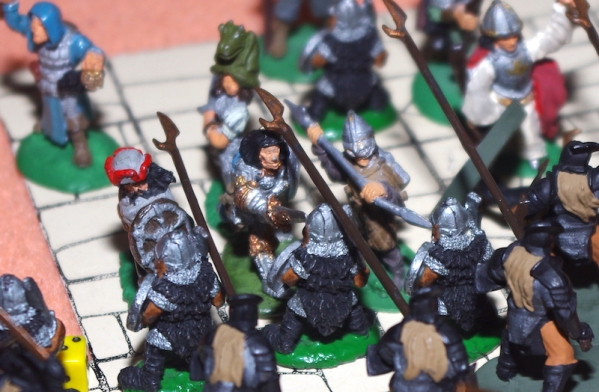 Dragon Hoard - Let battle commence!