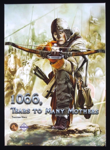 1066, Tears To Many Mothers Box Art
