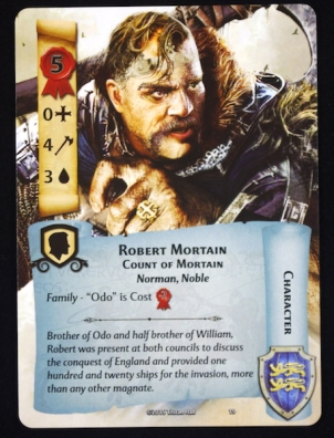 1066, Tears To Many Mothers  - Card