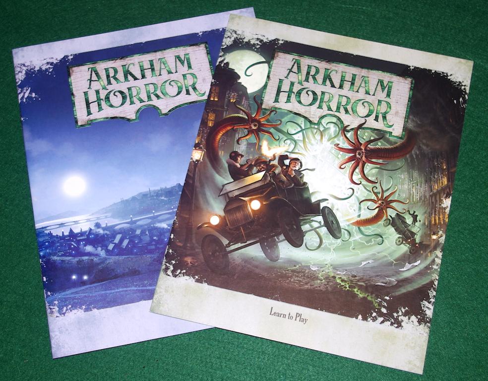 Arkham Horror 3rd Edition - Rules