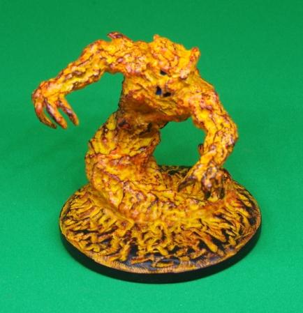 Fire Elemental Base