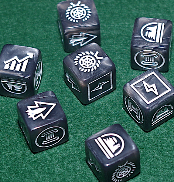 Tiny Epic Galaxies - Dice