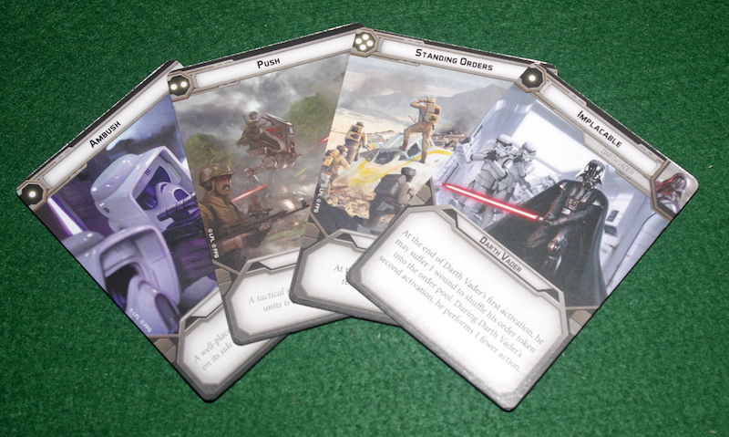 Star Wars: Legion - Command Cards