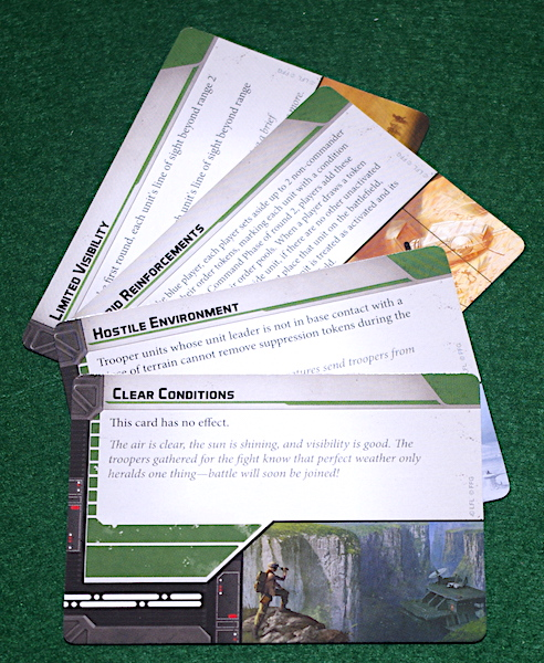 Star Wars: Legion - Battle Cards