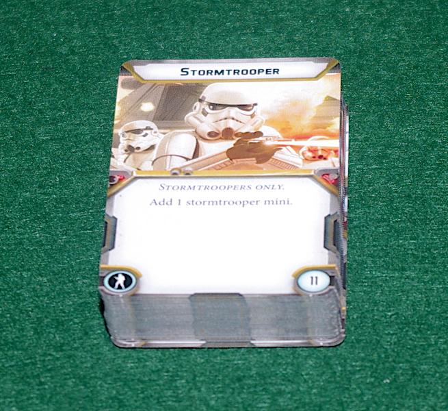 Star Wars: Legion - Upgrade Cards