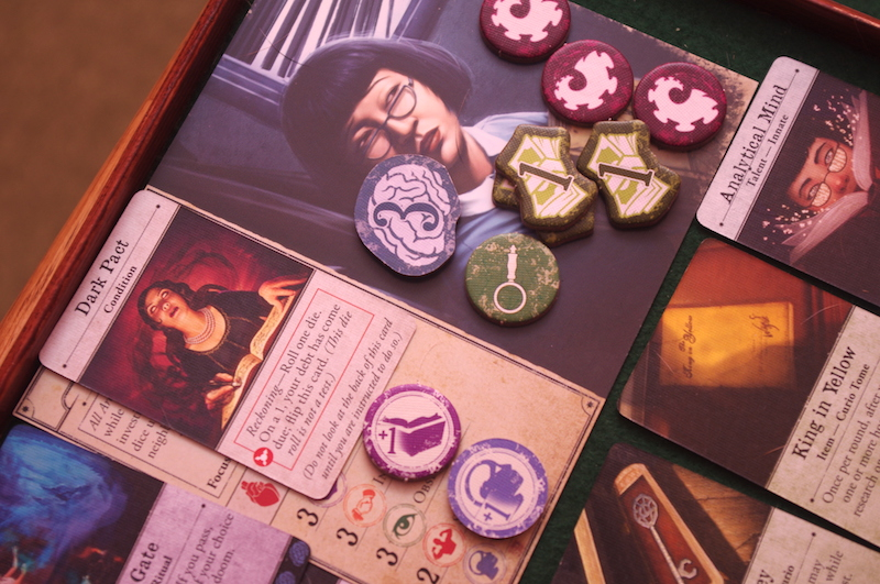 Arkham Horror 3rd Edition - Minh