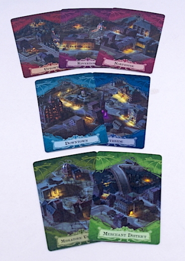 Arkham Horror 3rd Edition - Event Cards