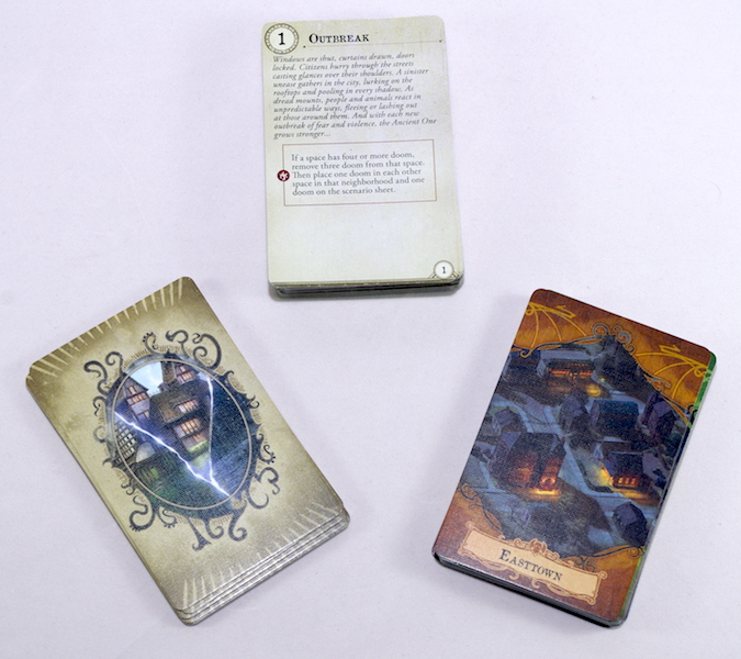Arkham Horror 3rd Edition - Decks