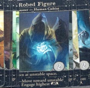 Arkham Horror 3rd Edition - Monster card