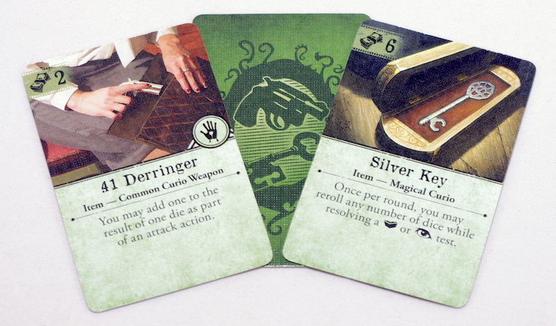 Arkham Horror 3rd Edition - Items
