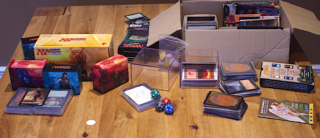 Magic The Gathering - our stuff, new and old!