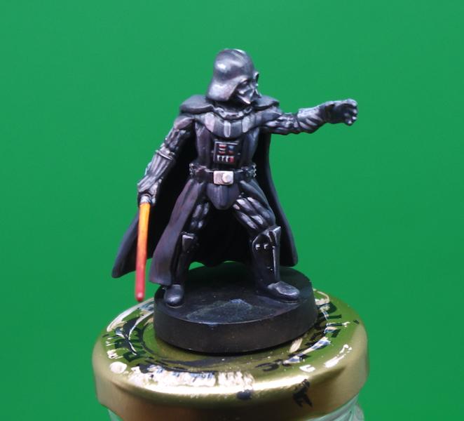Mr Vader
