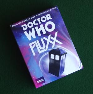 Dr Who Fluxx
