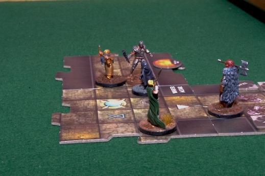 Temple of Elemental Evil - Escape