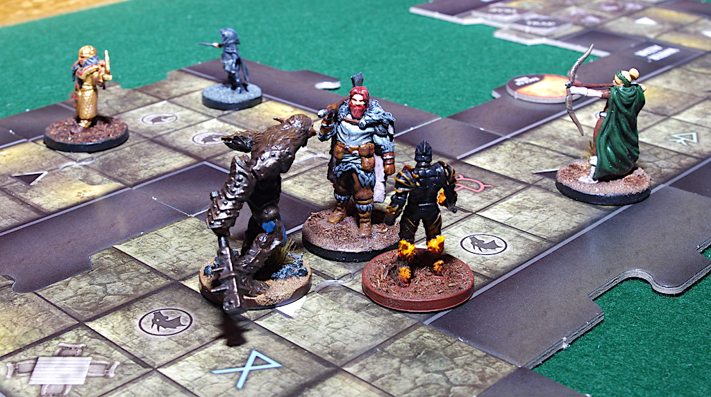 Temple of Elemental Evil: Escape