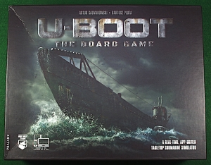 U-Boot The Board Game - Box Art