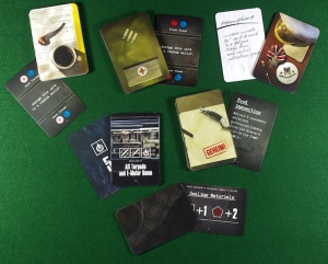 U-Boot The Board Game - Cards
