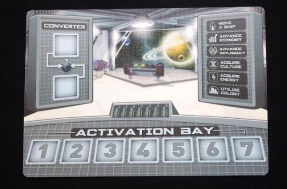 Tiny Epic Galaxies - Activation Bay
