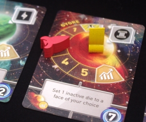 Tiny Epic Galaxies - Move ships to planet