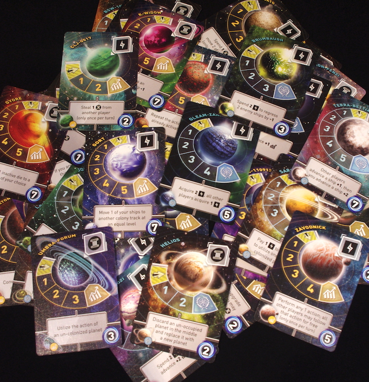 Tiny Epic Galaxies - Planets!