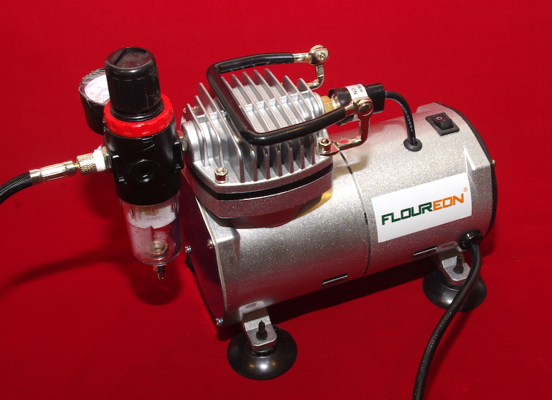Floureon Compressor