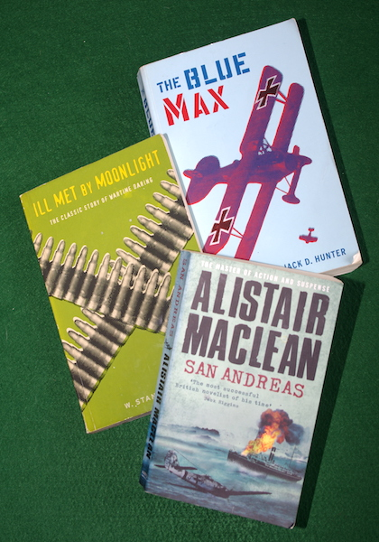 Blue Max, San Andreas & Ill Met...