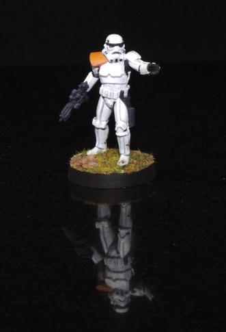 Stormtroopers - Leader