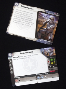 Stormtroopers - Unit card