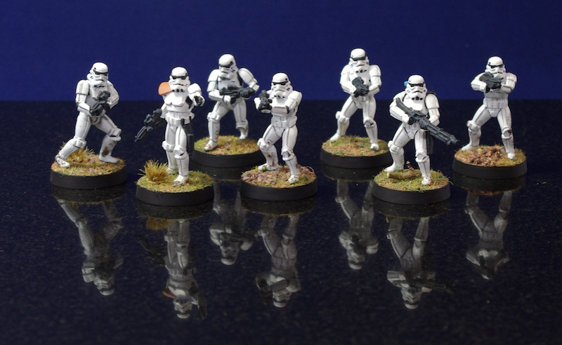 Stormtroopers - Unit