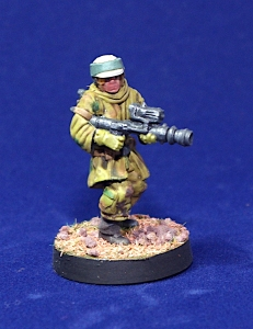 Rebel Troopers - MPL-57