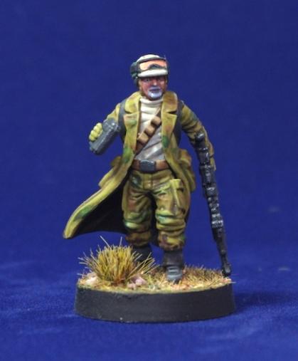 Rebel Troopers - Leader