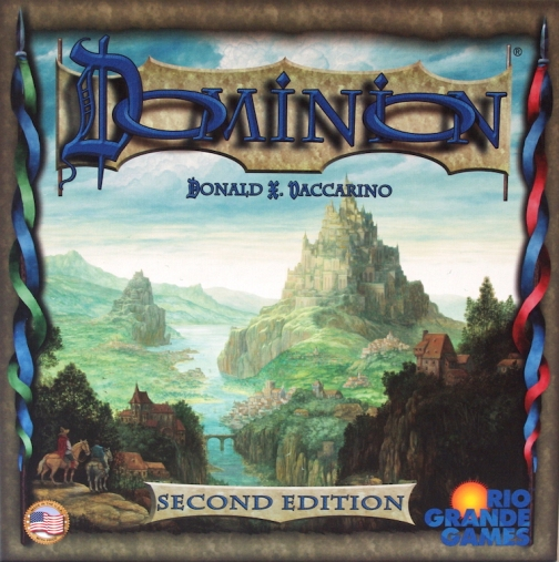Dominion Second Edition - Box Art