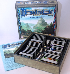 Dominion Second Edition - What's in the box?