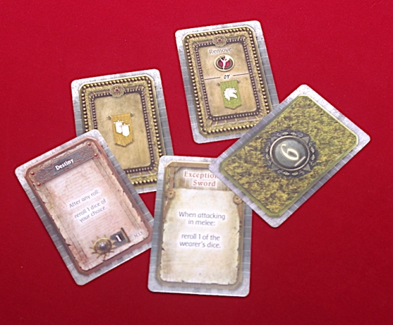 Time of Legends: Joan of Arc - Mini Cards