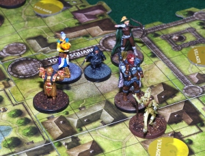 Temple of Elemental Evil - Rotten in Red Larch