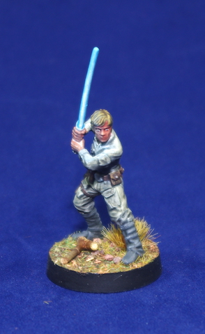 Star Wars: Legion Luke Skywalker