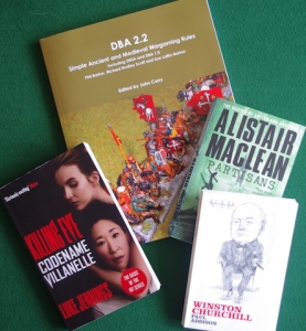 July 19 books