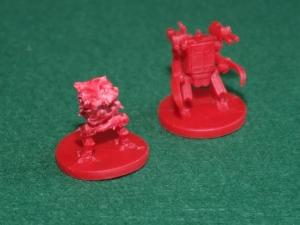 Scythe - Dog kills giant Mech!