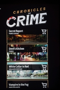 Chronicles of Crime - DLC